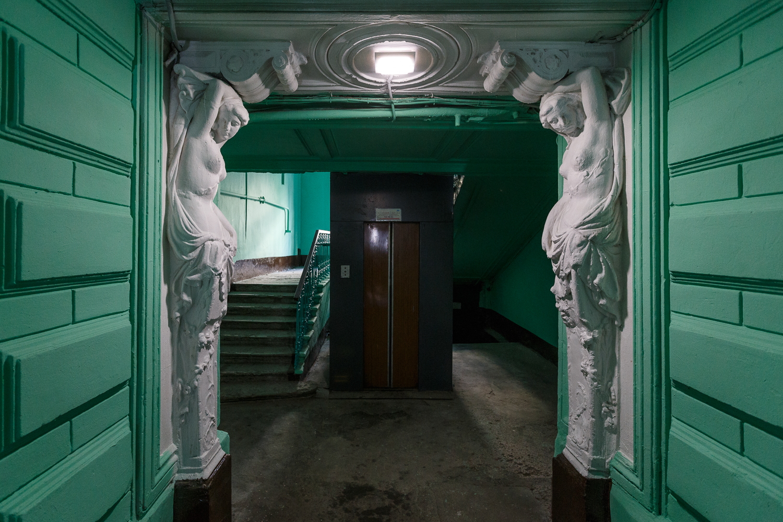 Чайковского, 36 - Санкт-Петербург